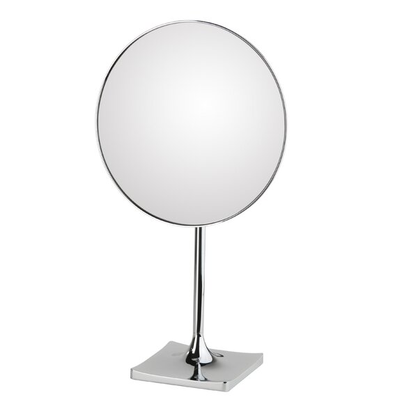Mirror Pure Discololed Magnifying Cosmetic Mirror by WS Bath Collections