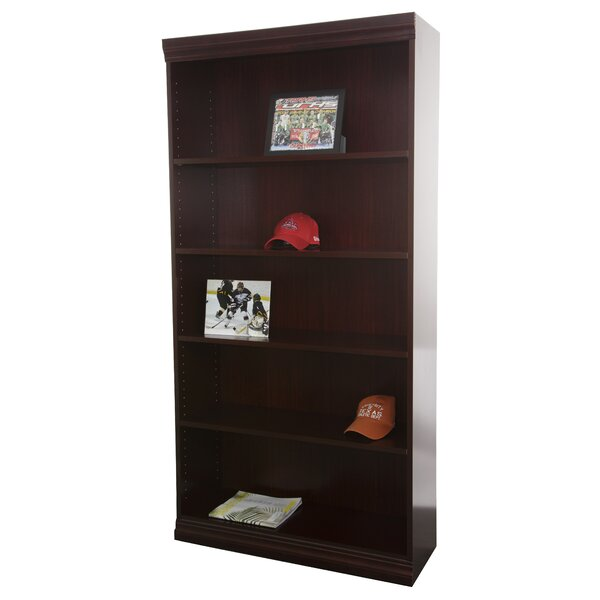 Jefferson Traditional Series Standard Bookcase by