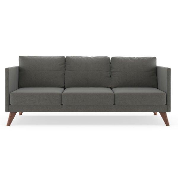 Coyle Oxford Weave Sofa By Corrigan Studio