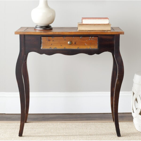 Bethzy End Table by August Grove