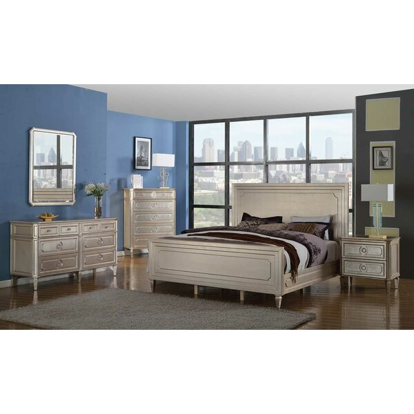 Brette Platform Configurable Bedroom Set by Willa Arlo Interiors