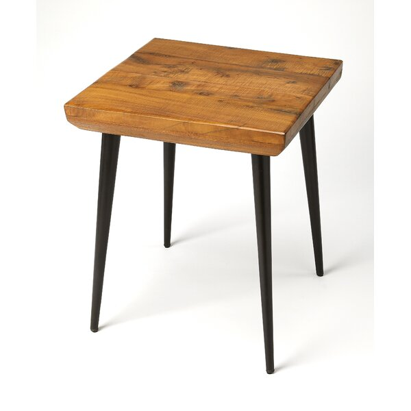 Rush End Table by Union Rustic