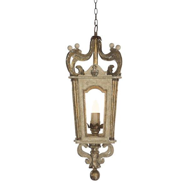Issac Outdoor Hangging Lantern by Aidan Gray