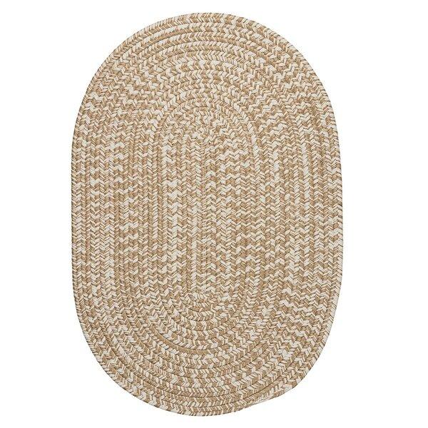 Lanclos Tweed Handcrafted Braided Kitchen Mat