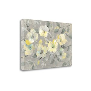 'Fading Spring' Print on Canvas by Tangletown Fine