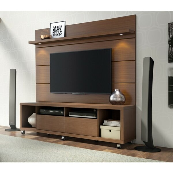 Entertainment Center For TVs Up To 78