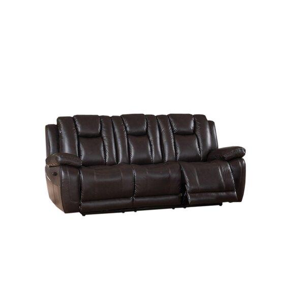 Mickey Power Reclining Sofa by Red Barrel Studio