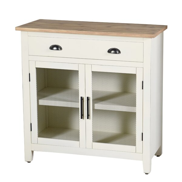 Gemma 2 Door Accent Cabinet by August Grove