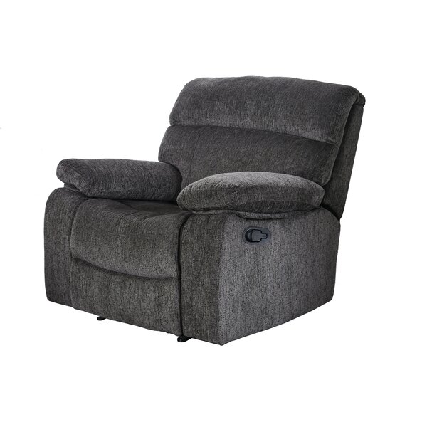 Buco Manual Recliner [Red Barrel Studio]