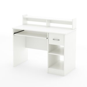 Axess Computer Desk with Hutch