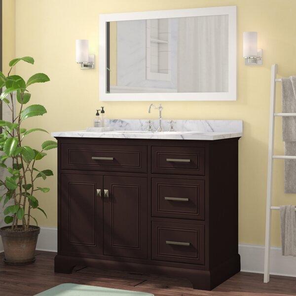 Coston 43 Single Bathroom Vanity Set by Red Barrel Studio