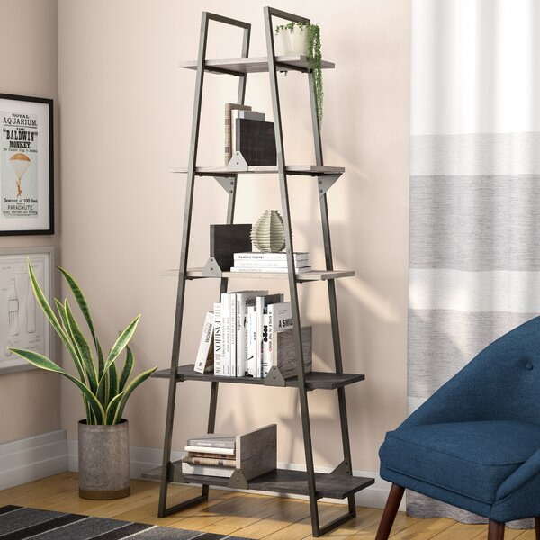 Rosemarie A Frame Etagere Bookcase by Greyleigh