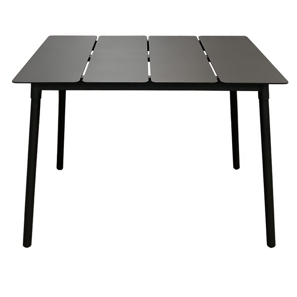 Ceru Aluminum Dining Table by OASIQ