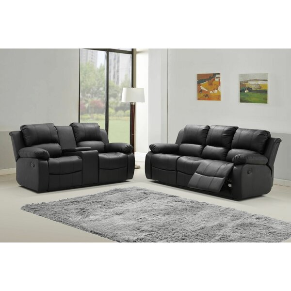 Cheap Soler 2 Piece Reclining Living Room Set By Red Barrel ...