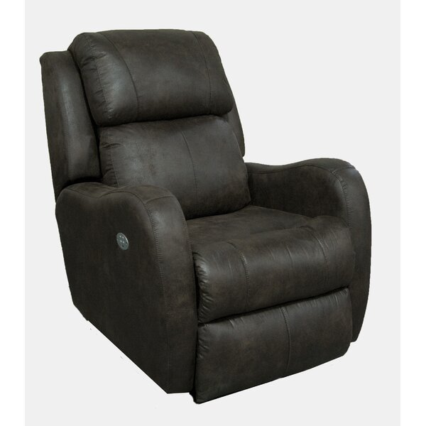 Bank Shot Power Rocker Recliner by Southern Motion