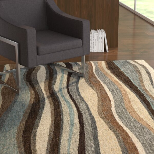 Andromedae Beige Area Rug by Latitude Run