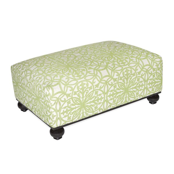 Colin Upholstered Ottoman by Peak Season Inc.