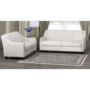Conkling 2 Piece Living Room Set by Charlton Home®