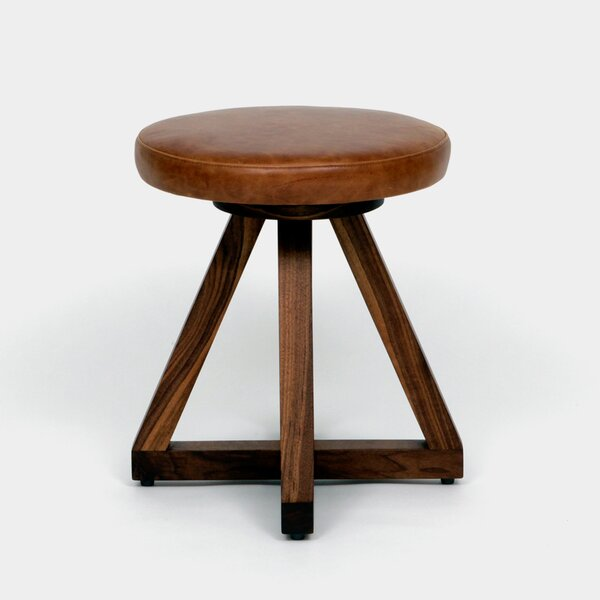 X Accent Stool by ARTLESS