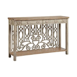 Fontainebleau Console Table by Mistana