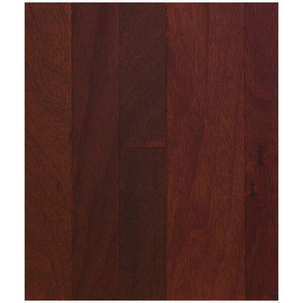 5 Engineered Padouk Hardwood Flooring in Natural by Easoon USA