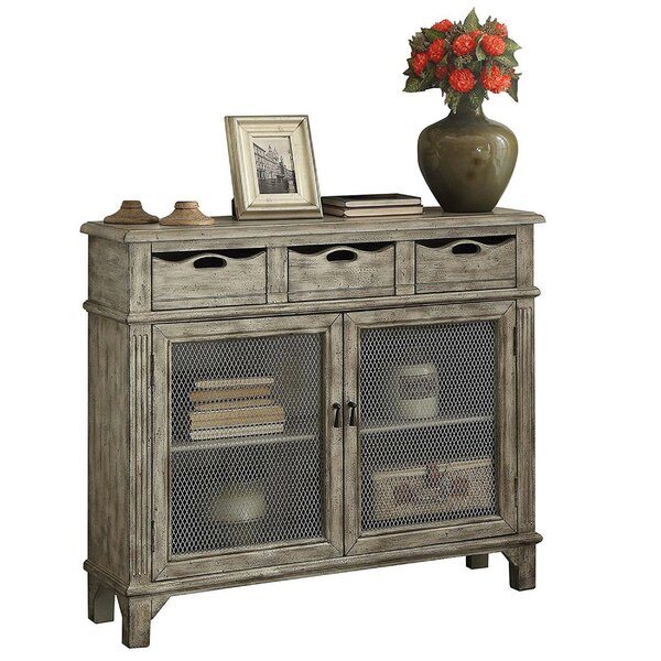 Janney 3 Drawer Accent Cabinet by Ophelia & Co.