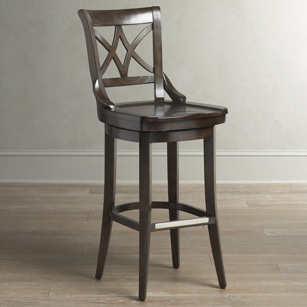 Morrow Swivel Stool by Birch Lane™