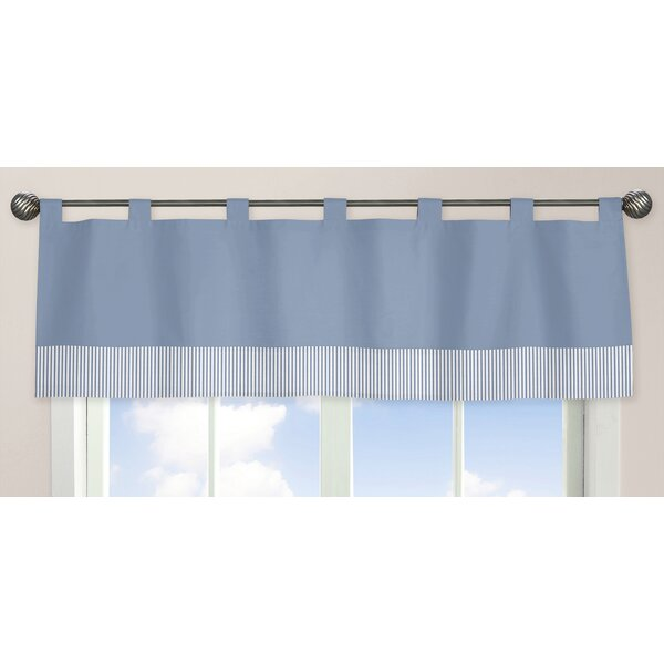 Come Sail Away 84 Curtain Valance by Sweet Jojo Designs