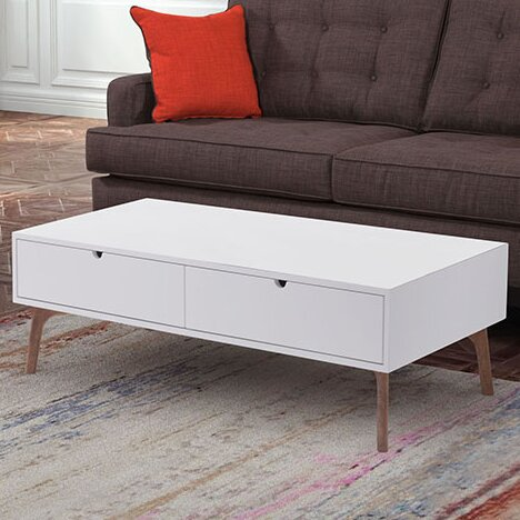Dromore Extendable Coffee Table With Storage By Corrigan Studio