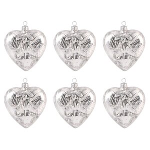 Pernelia Shaped Ornament (Set of 6)