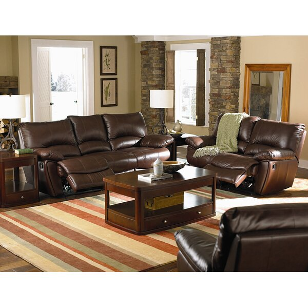 Configurable Reclining Living Room Set by Wildon Home®
