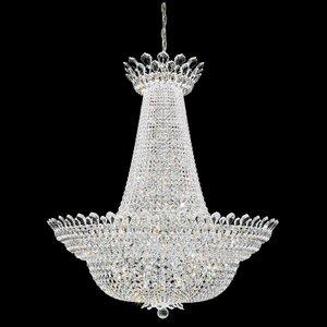 Trilliane 76 - Light Shaded Empire Chandelier by Schonbek Schonbek