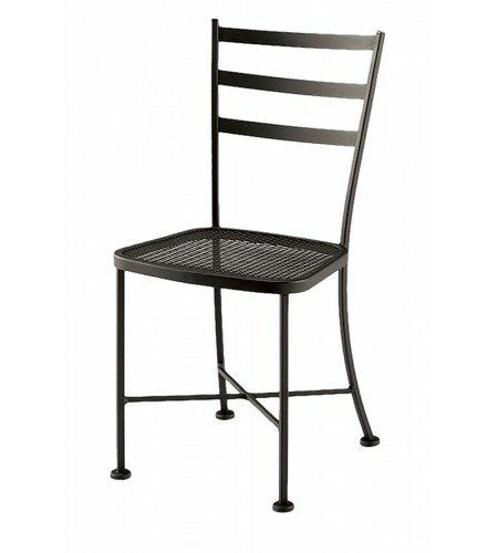 Cafe Classics Patio Dining Chair by Woodard