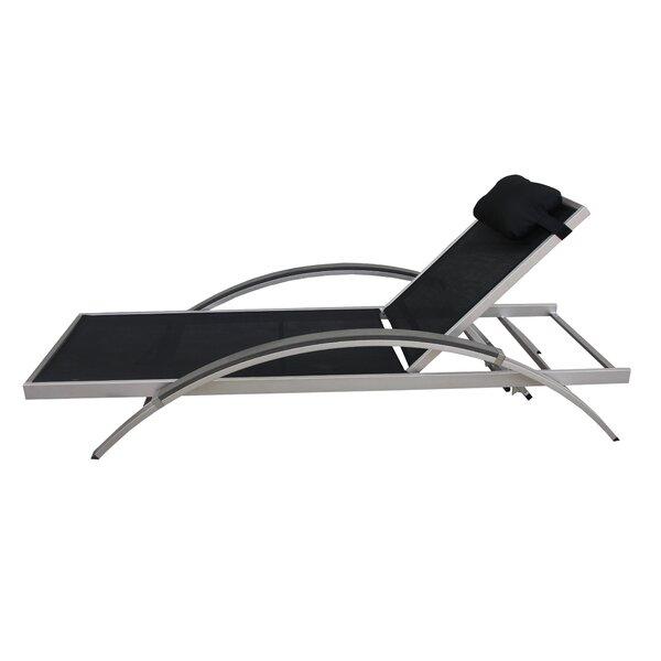 Galicia Chaise Lounge (Set of 2) by Brayden Studio Brayden Studio