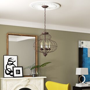 Shopping for Aaden 5-Light Foyer Pendant By Mistana