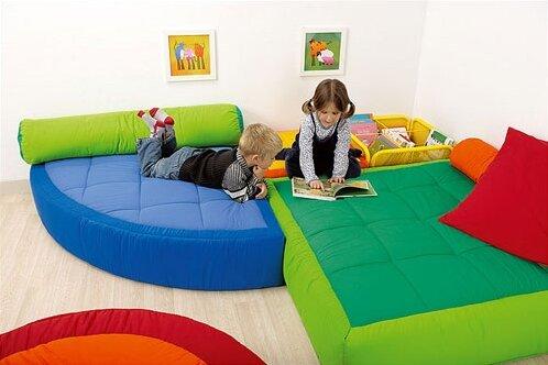Wesco NA Cocoon Kids Floor Cushion & Reviews | Wayfair
