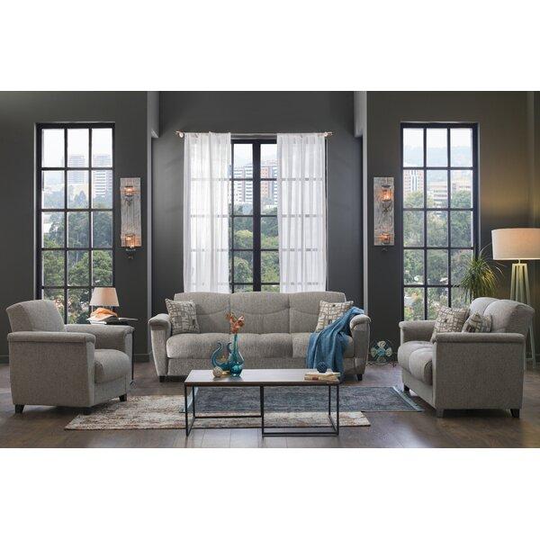 Allgood Sleeper Configurable Living Room Set by Brayden Studio
