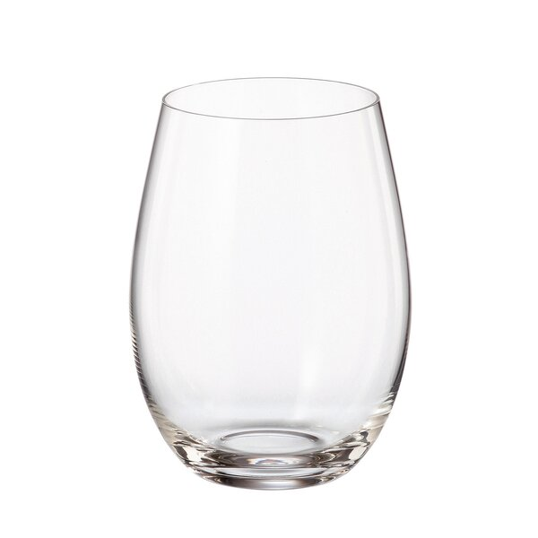 Pollo 18.93 oz. Cocktail Glass (Set of 6) by Red Vanilla