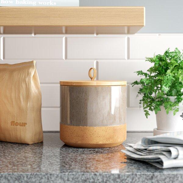 Storage Jar by Mint Pantry