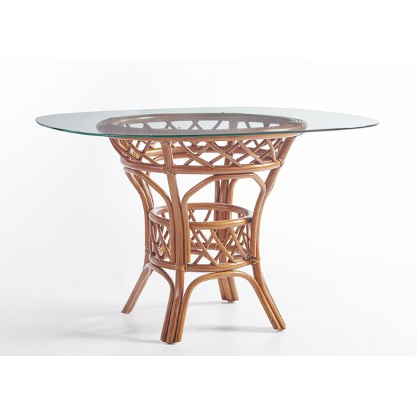 Sanders Dining Table by Bayou Breeze