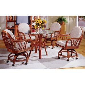 New Kauai Dining Table by South Sea Rattan