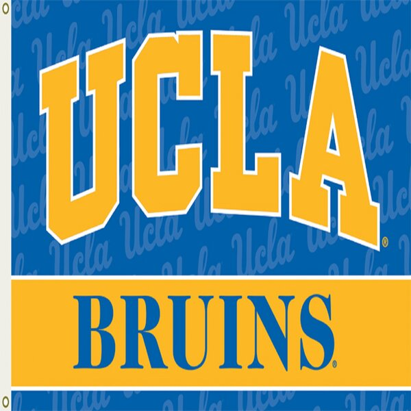 UCLA Bruins 2-Sided Polyester 3 x 5 ft. Flag by BSI Products