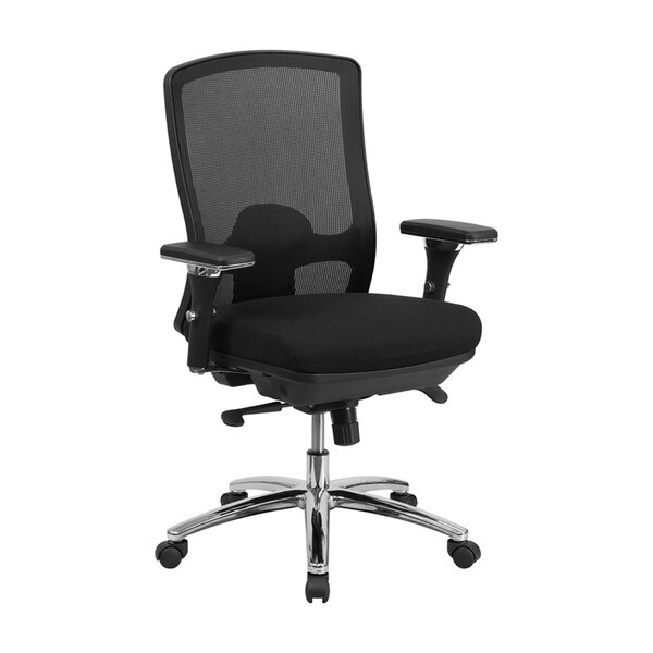 Cressida Multi Functional Swivel Office Chair by Symple Stuff