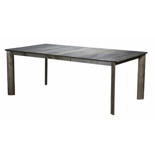 Find Marydel Extendable Solid Wood Dining Table ByUnion Rustic