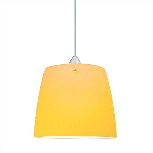 Contemporary Ella Mini Pendant by WAC Lighting