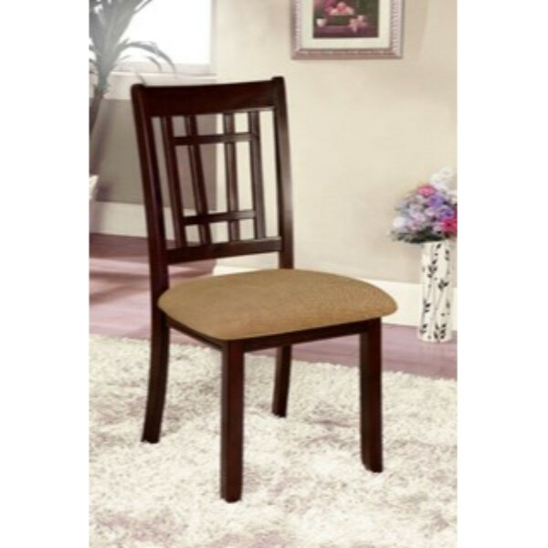 Kinzey Upholstered Dining Chair (Set Of 2) By Alcott Hill