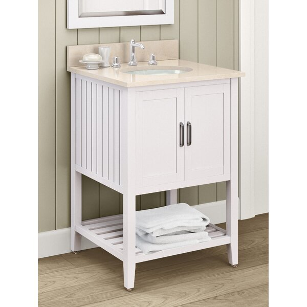 Bennett 24 Single Bathroom Vanity by Alaterre