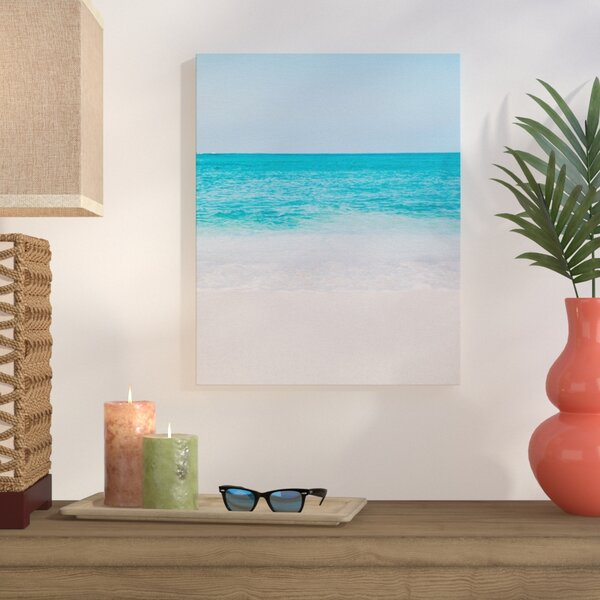 Tropical Escape Photographic Print on Wrapped Canvas by Bay Isle Home