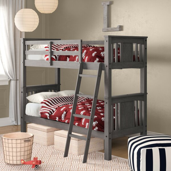 Colangelo Bunk Bed by Harriet Bee