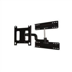 Single Articulating Arm/Tilt/Swivel Universal Wall Mount for Plasma/LCD by Chief Manufacturing